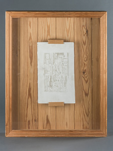 'Untitled Relief Panel' Sir Eduardo Paolozzi CBE 1924 – 2005
