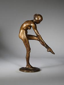 'Girl with Stockings' David Backhouse b.1941