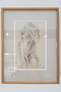 'Standing Nude' Ralph Brown 1928 - 2013
