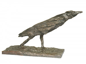 'Strutting Bird' by Rosalind Stracey (1907-2005)