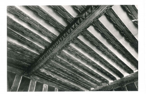The De Vere House Oak Ceiling