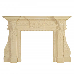 The Kings Beaumont Park Chimneypiece