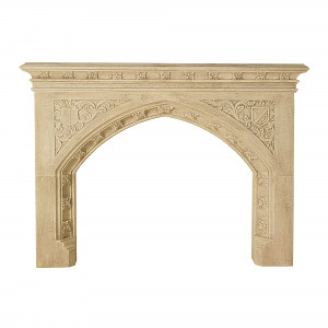 The Normanshurst Old Hall Chimneypiece