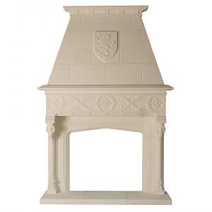 The Great Sir Hugh's Court Chimneypiece