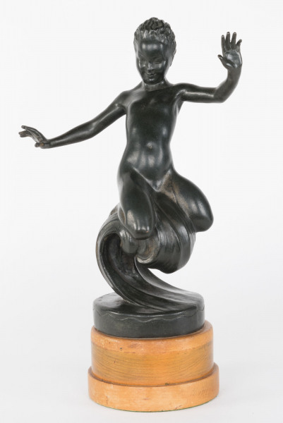 'Nymph of the Wave' Cecil Walter Thomas 1885 - 1976