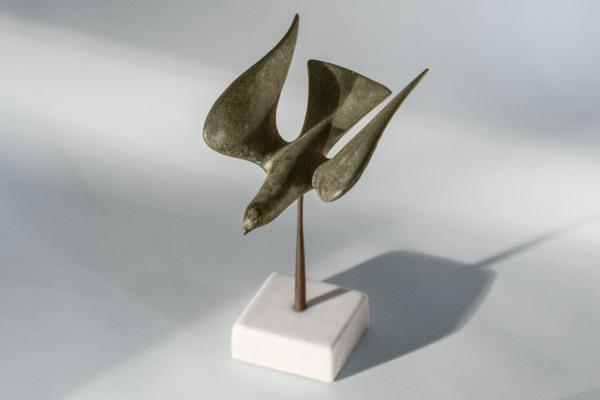 'Dove in Flight' John Skelton 1923 - 1999