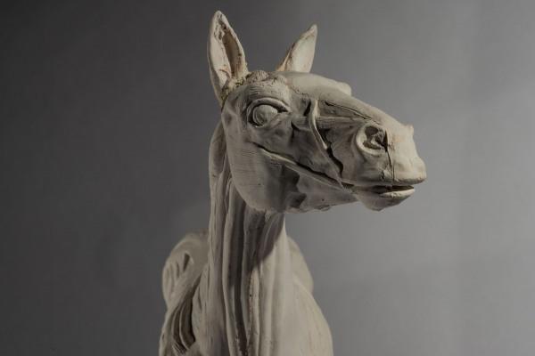'Horse with Anatomy' Sir Eduardo Paolozzi 1924 - 2005