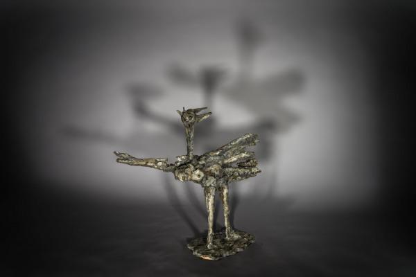 Untitled (Crow) Trevor Bates 1921 - 2008