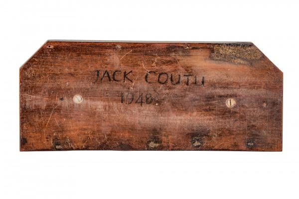 Untitled (Warthog) Jack Coutu 1924 - 2017