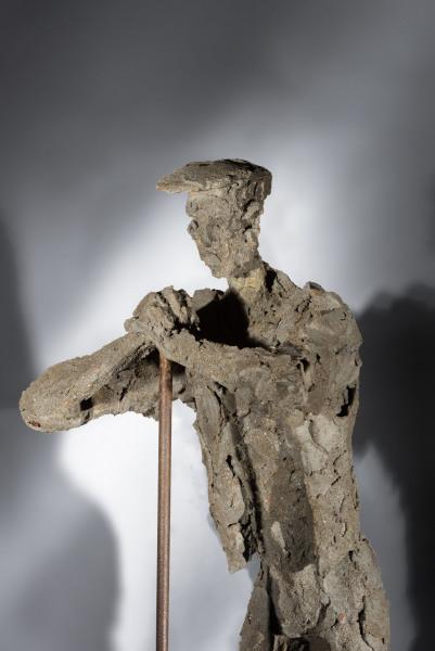 'Street Sweeper' by Peter Laszlo Peri (1899-1967)