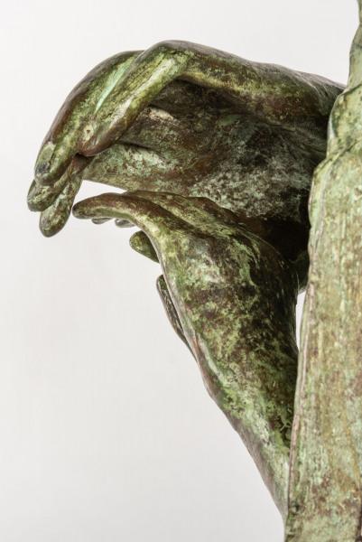 'Relief No.1 Hand' Henry Moore 1898-1986