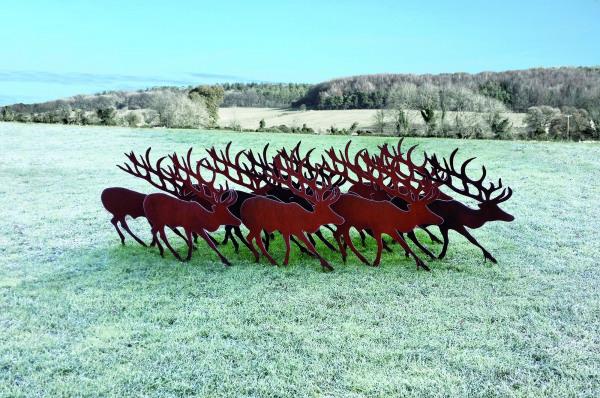 'Rudolph' The Rusty Reindeer