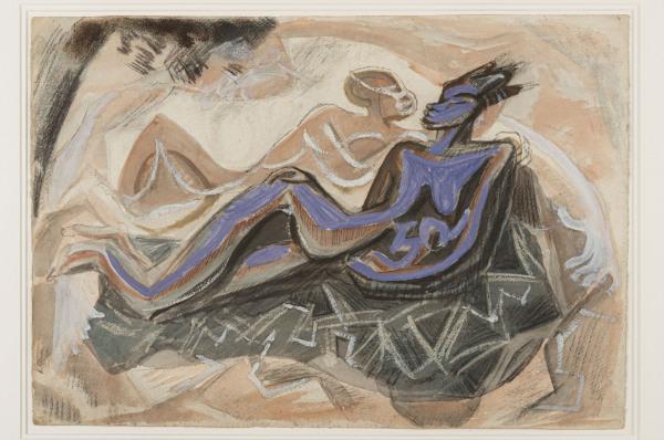 'Matriarchy Study' Leon Underwood 1890-1975