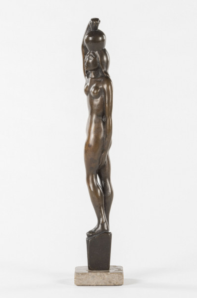 Untitled (Watercarrier) - John Skelton 1923 - 1999