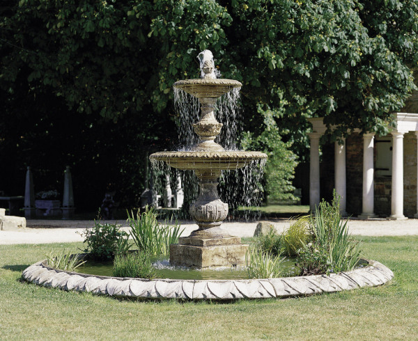 The Decorative Circular Pool Surround