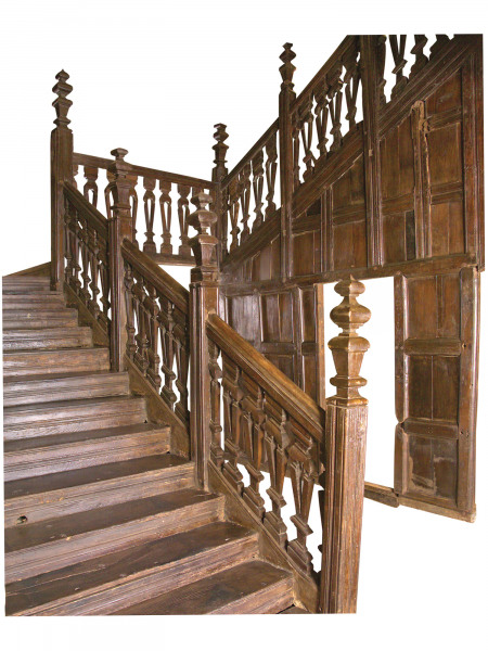 The New Hall Staircase