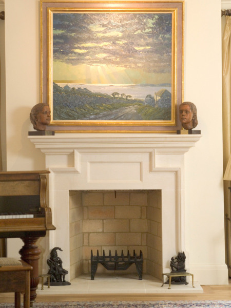 The Little Aston Hall Chimneypiece