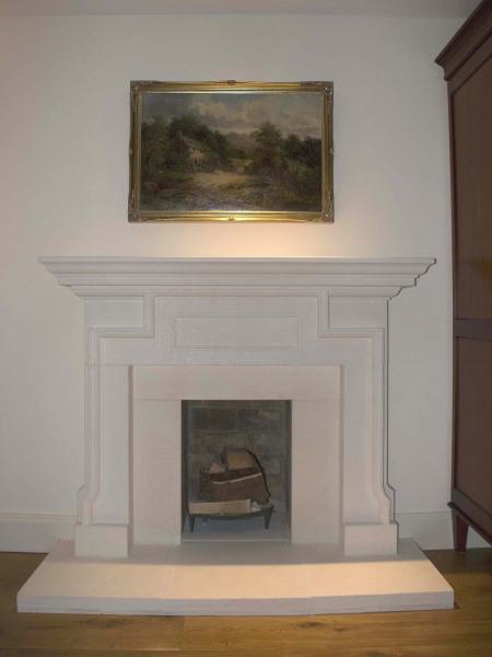 The Little Aston Hall Chimneypiece