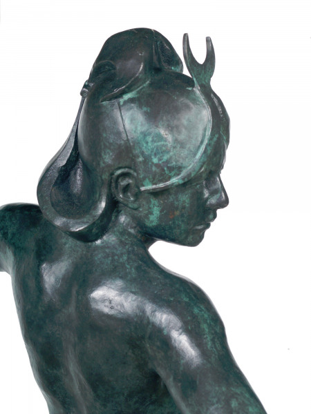 Diana Fountain by Gerald Laing