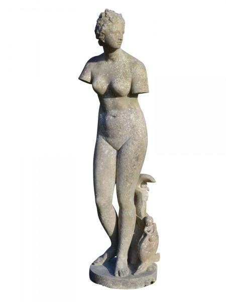 'Venus de Medici' by Pietro Barzanti (1842-1881)